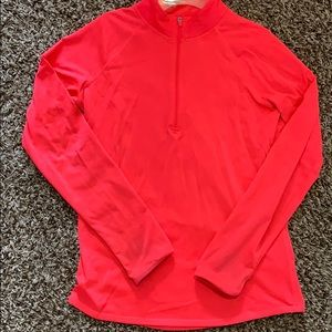 Pink Justice Pullover
